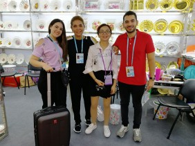 Our company will attend the second phase of the 126th Canton fair