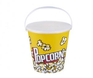Round Popcorn Bucket