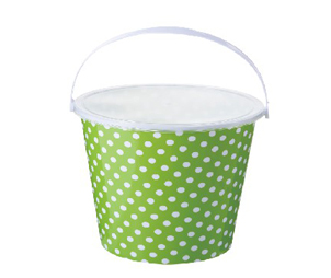 Dot-IML Popcorn Bucket+Handle